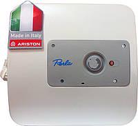 Электрический водонагреватель Ariston Perla NTS 10 OR PL (PE) надмоечный