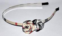 Обруч роза Burberry (от 1 шт.)