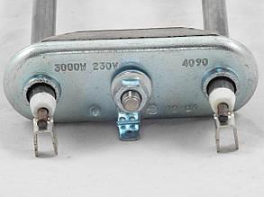 Тэн для стиральных машин 3000 Ватт., L=295 мм., фото 2