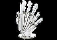 Набор ножей ТМ SWISS&BOCH (7 шт.) белого цвета