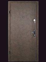 Реставрация бронированных и деревянных входных дверей