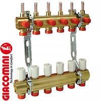Система напольного отопления GIACOMINI на 8 выходов