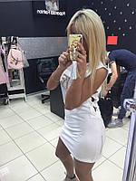Платье от Paparazzi Fashion белое