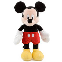 Плюшева іграшка Міккі Маус 22 см Дісней / Mickey Mouse Plush Disney