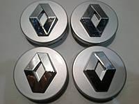 Колпачок в диск Renault диаметр 58 мм
