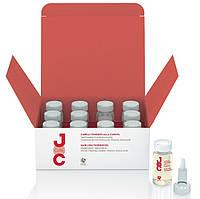 Интенсивная терапия против выпадения волос, стимулирующий биоактивный комплекс, аминокислоты, 12 шт по 12 мл