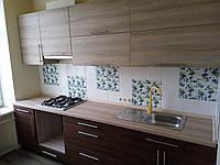 Прямая кухня с авентусом, фото 1