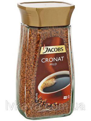 Кофе растворимый Jacobs Cronat Mild ,  200 гр, фото 2