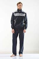 Трикотажный мужской спортивный костюм пр-во Турция FM16220 Antra