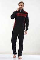 Мужской спортивный костюм интернет магазин со склада 7км недорого пр-во Турция FM16220 Dark blue