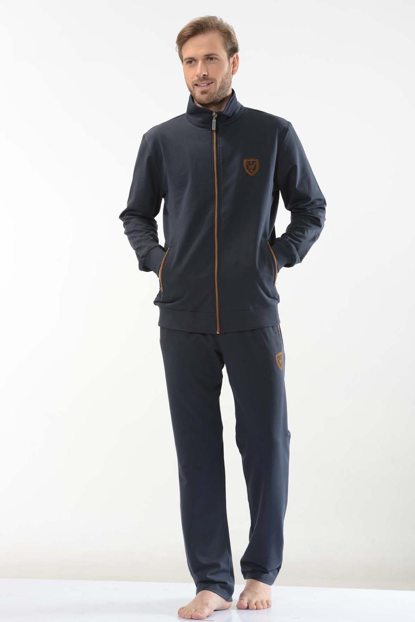 Трикотажный мужской спортивный костюм пр-во Турция FM16223 Antra