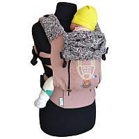 Эргономичный рюкзак Embrace Line Мишуткино путешествие