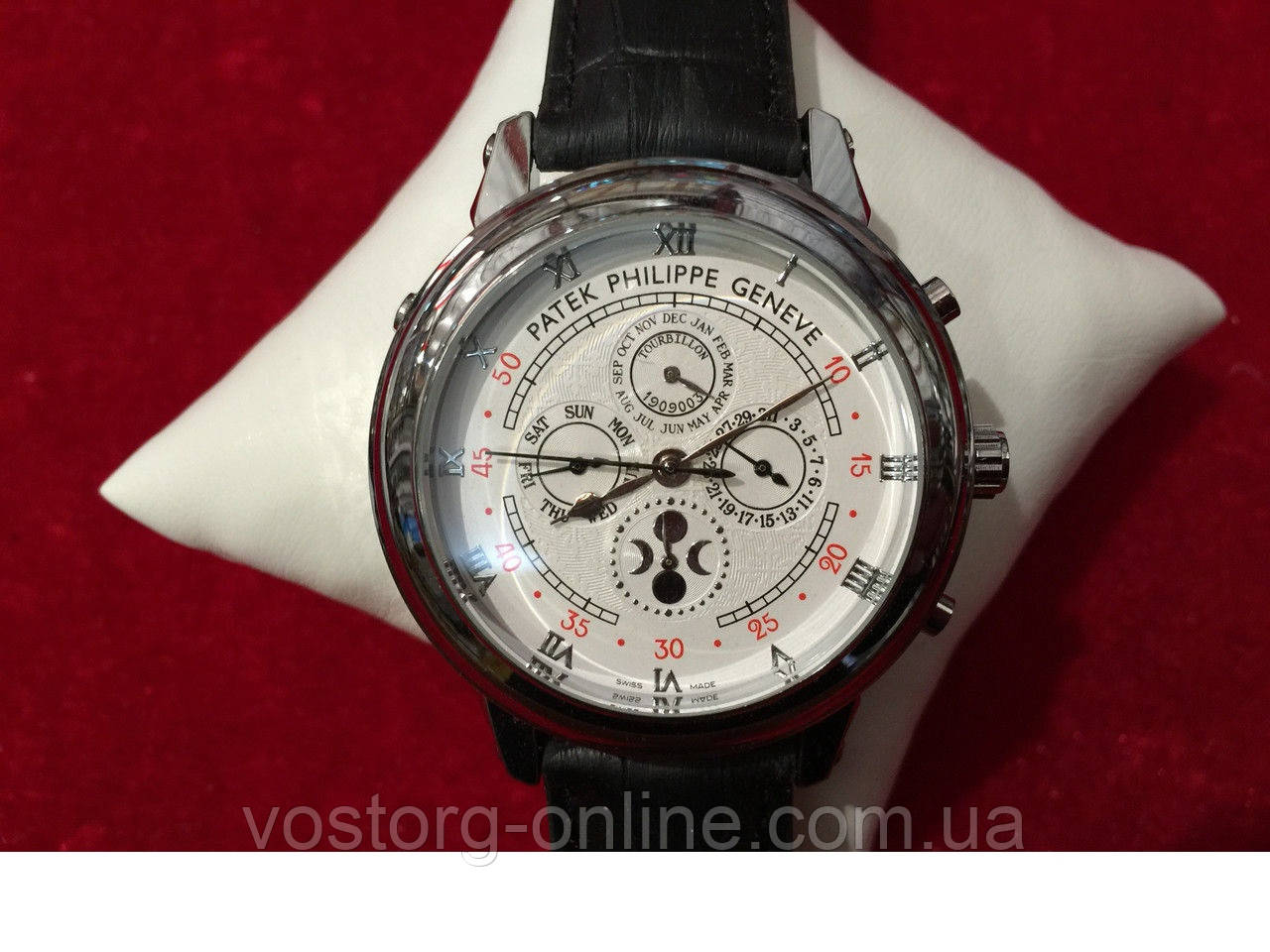 8f40dc2c ЧАСЫ PATEK PHILIPPE SKY MOON TOURBILLON , женские часы, механические часы, наручные  часы,