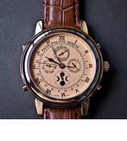 ЧАСЫ НАРУЧНЫЕ PATEK PHILIPPE SKY MOON TOURBILLON , мужские часы, механические часы, наручные часы, Патек Филип