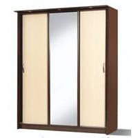 Шкаф купе в спальню Марсель 1800 глубина 400 Мебель Сервис  /  Шафа купе в спальню Марсель 1800 глибина 400