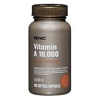 Витамин А Vitamin A 10.000 (100 soft caps)