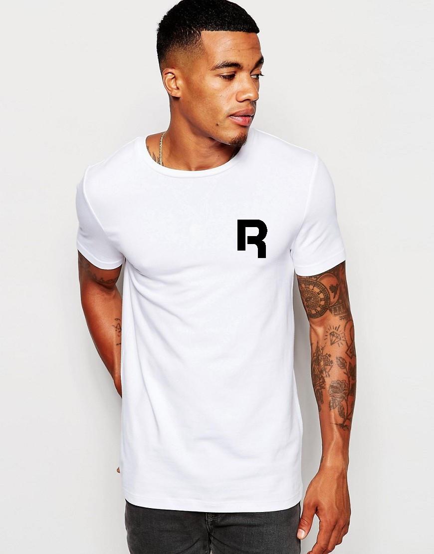 "Мужская футболка ""Reebok"" Рибок"
