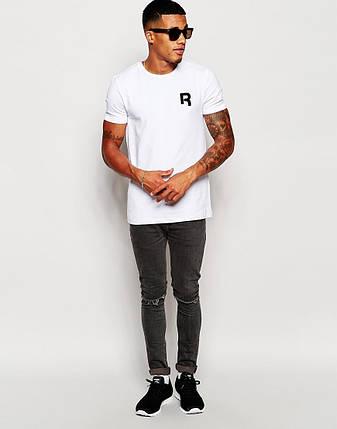 """Мужская футболка """"Reebok"""" Рибок, фото 2"""