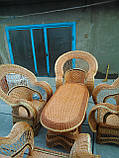 """Набор """"Королевский"""" 4 кресла + стол №2, фото 5"""