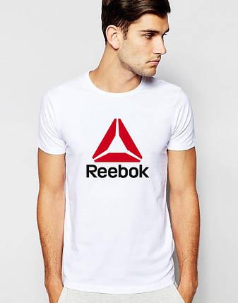 db1cb0d1 Мужская футболка Рибок