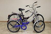 Складной велосипед Ardis  FOLD CK 24 с освещением и усиленным ободом
