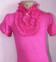 Детский гольф (блуза) на девочку