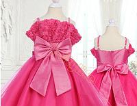 Детское платье нарядное