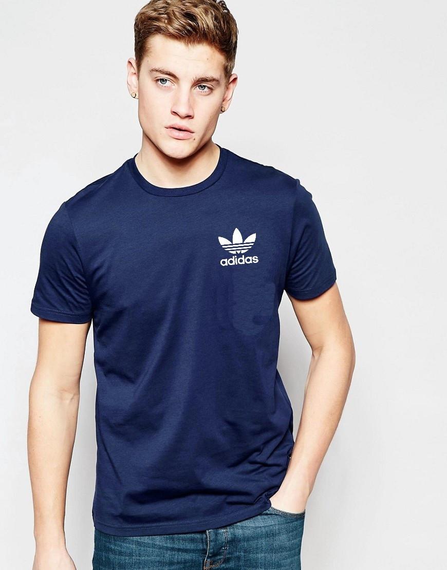 "Мужская футболка Адидас ""Adidas"""