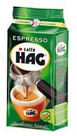 Кофе молотый без кофеина Hag Espresso