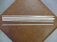 Деревянные палочки для торта L=400 мм, 4x4 мм