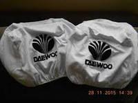 Чехлы на подголовник DAEWOO