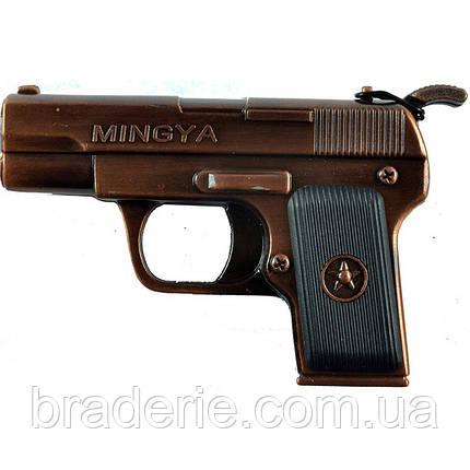 Зажигалка пистолет M57 4155, фото 2
