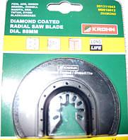 Полотно для реноватора KROHN M0010012 (радиальная насадка 88 мм LLife)
