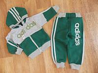 Детский Костюм  Adidas 3-х нить