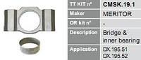 Блок привода суппорта Meritor DX195.51/195.52