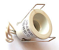 Светильник точечный CL 135 WH белый JC звёздное небо