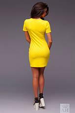 Платье спереди с змейкой, фото 2
