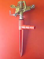 Металлический фрегат (ороситель) пульсирующий с ногой