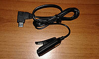 Переходник-адаптер для наушников microUSB - 3.5 мм