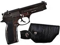 Зажигалка пистолет с кобурой 4422