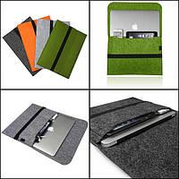 Чехол из войлока для ноутбука MacBook Air/Pro/Retina 11 ,13,15 и 17