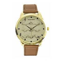 Женские наручные часы «Плывущие ноты», фото 1