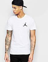 """Мужская футболка  с принтом """"Jordan"""" Джордан"""