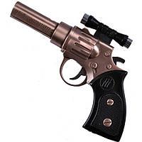 Зажигалка пистолет с лазером 4428