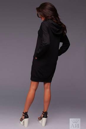 Платье Moschino с капюшоном, фото 2
