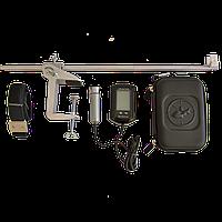"""Комплект """"ПРОФИ-2"""" (эхолот ПРАКТИК ЭР-6Pro2, сумка-чехол """"Практик"""", магнитный фиксатор, струбцина)"""