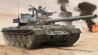 Израильский танк Тиран-6  1/35