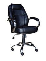 Кресло офисное Сидней хром Р