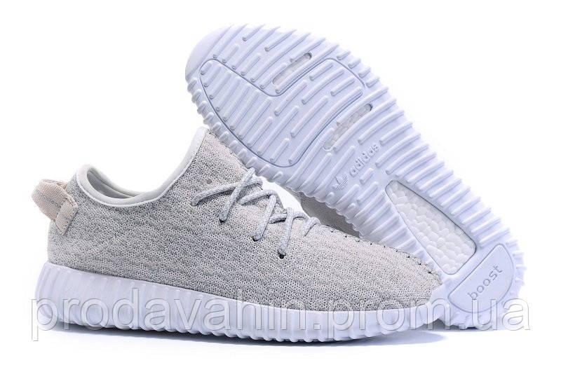 Кроссовки Женские Adidas Yeezy Boost 350 Dirty White — в Категории