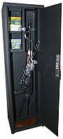 Сейф оружейный с отделением для патронов 100 см.